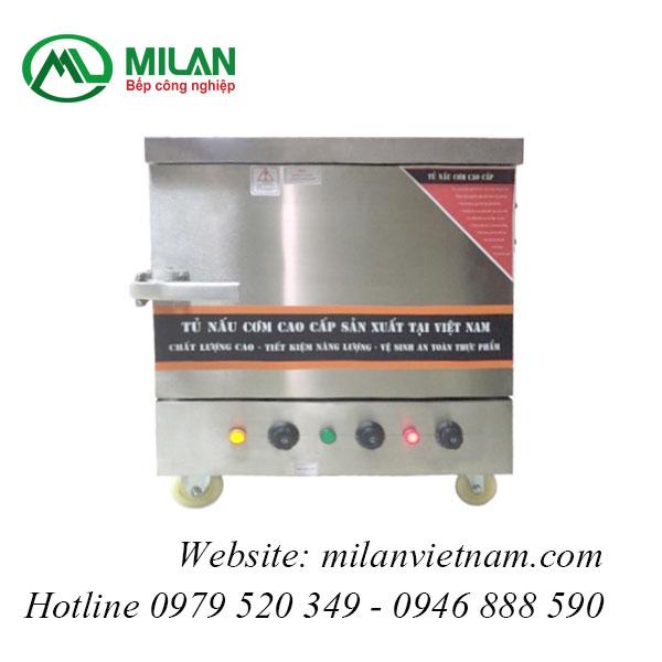 Tủ nấu cơm điện 4 khay Vinaki TNC-4KNCVI