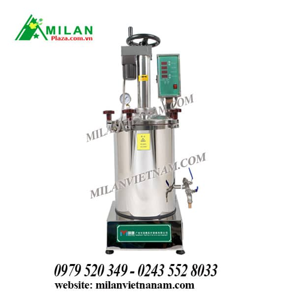 Máy sắc thuốc bắc tự động YDJ-20 (20 lít/lần đun)