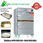 tủ nấu cơm điện 6 khay vinaki tcda -06
