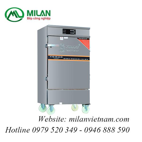 Tủ nấu cơm điện vinaki dùng điện có cảm ứng 6 khay