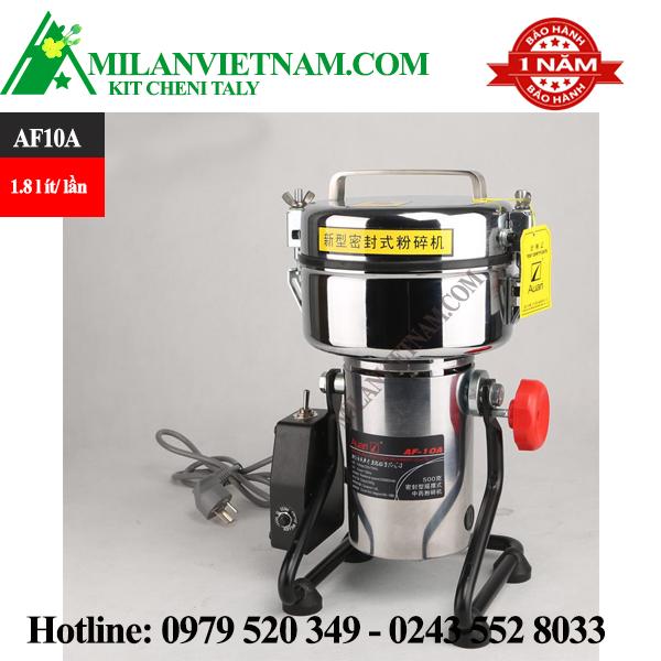 Máy xay thuốc Đông Y AF10A  (1.8 lít/lần xay)