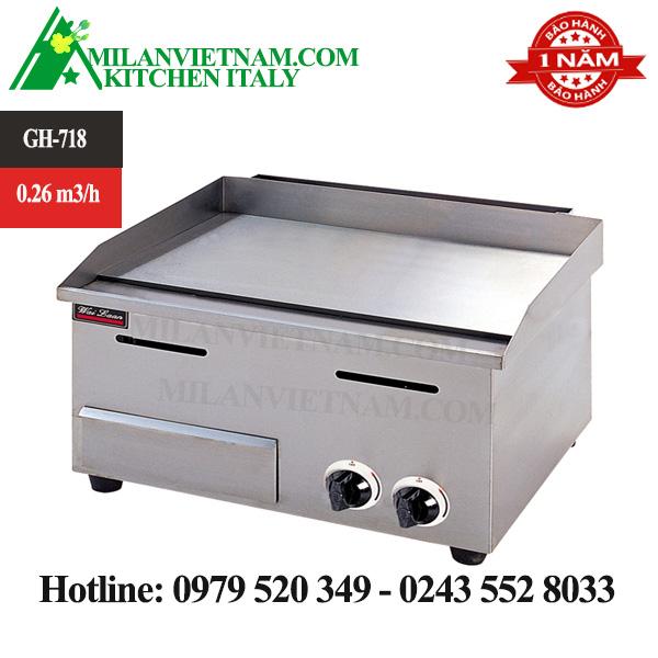 Bếp nướng gas đa năng GH-718