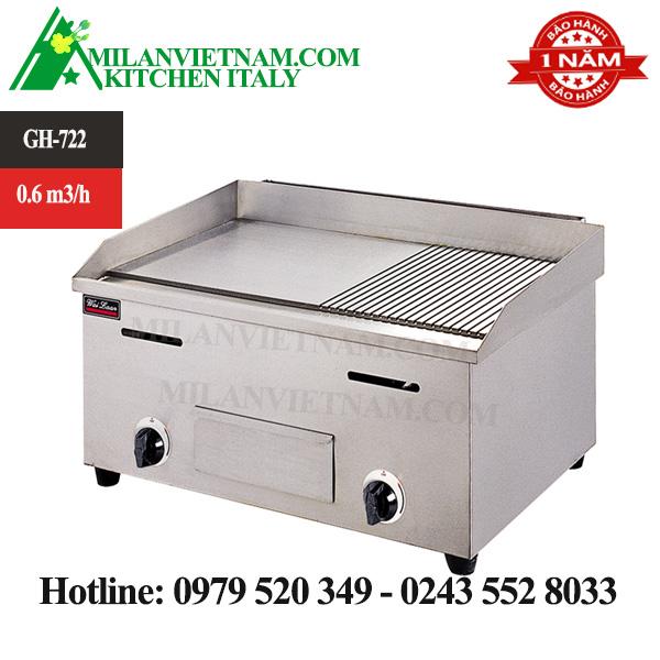 Bếp nướng gas đa năng  GH-722
