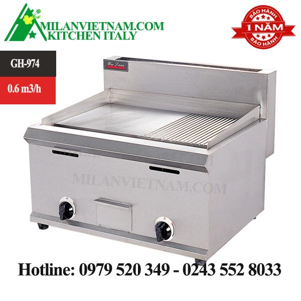 Bếp nướng gas đa năng GH-974