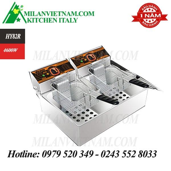 Bếp chiên nhúng đôi HY82R