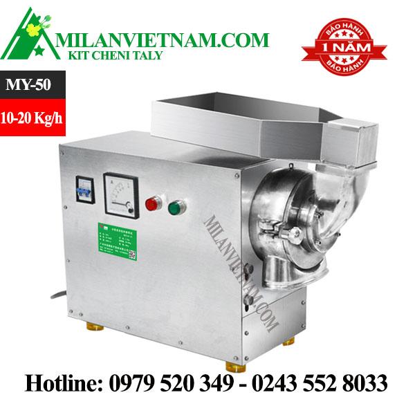 Máy xay thuốc đông y MY-50 (10-20Kg/h)