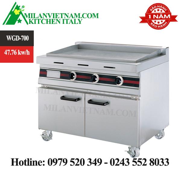 Bếp nướng gas đa năng có tủ kéo WGD-700