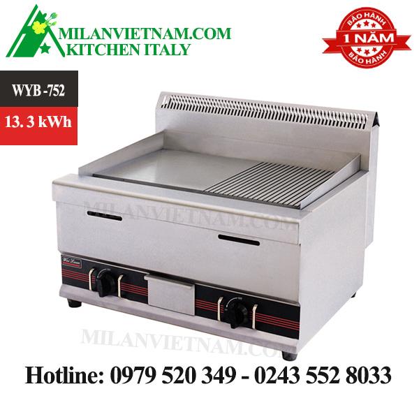Bếp nướng gas đa năng WYB-752