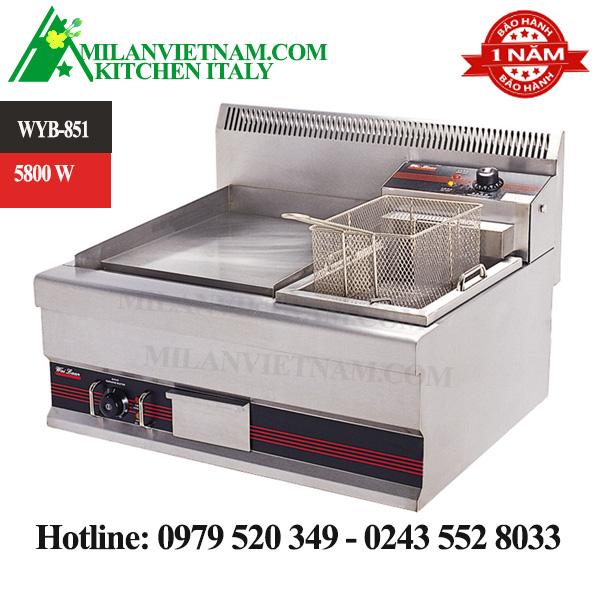 Bếp nướng – bếp chiên nhúng điện WYB-851