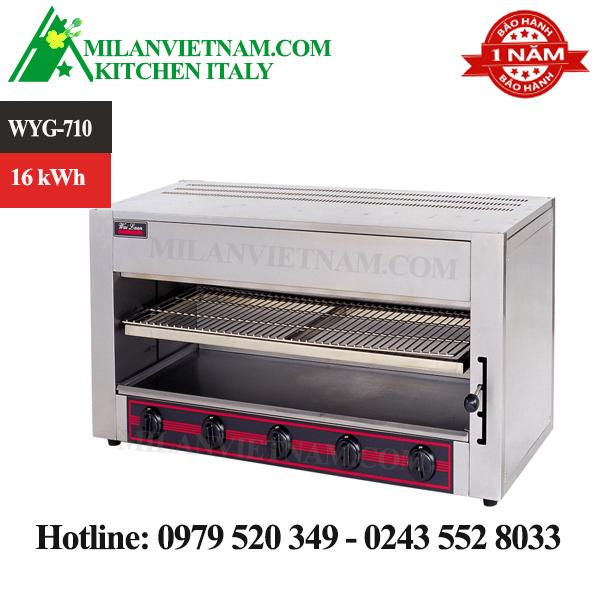Lò nướng gas đa năng WYG-710