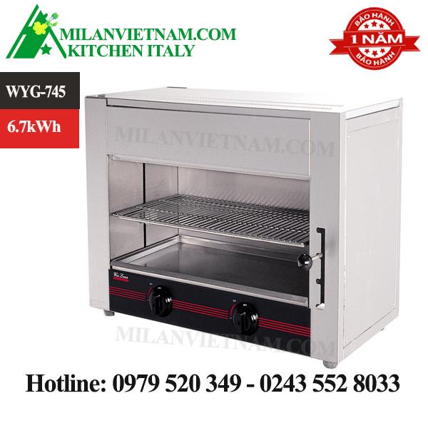 Lò nướng gas đa năng WYG-745