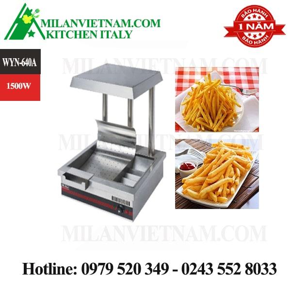 Máy làm khoai tây kiểu Phát WYN-640A