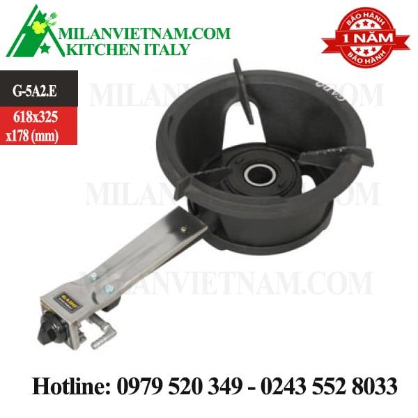 Bếp gas công nghiệp Gado G-5A2.E