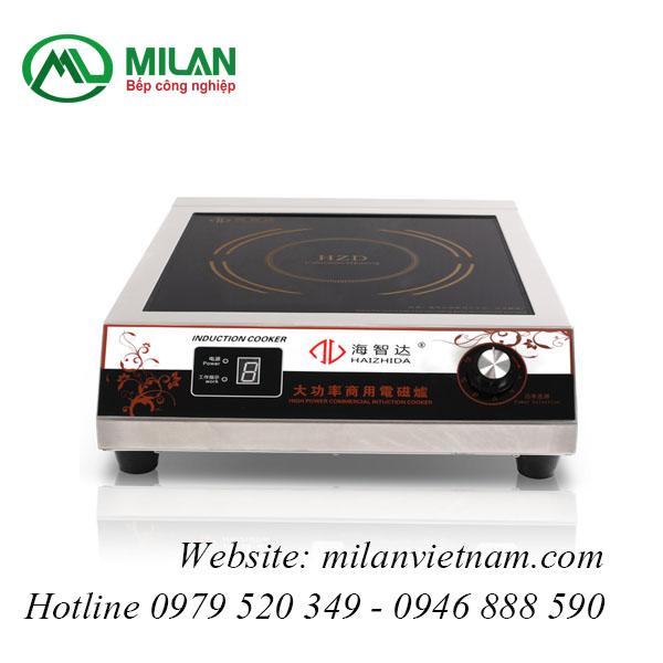 Bếp từ công nghiệp phẳng mỏng 3.5 KW HZD-3500PA-PX