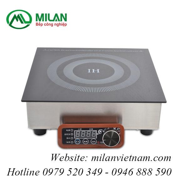 Bếp từ công nghiệp lắp âm 5KW HZD-5KW-XKPX