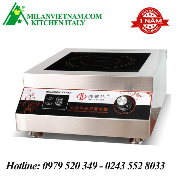 Bếp từ công nghiệp mặt phẳng 3.5KW HZD-3.5KW-P