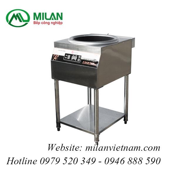 Bếp từ công nghiệp lõm có hẹn giờ 8KW HZD-8KW-ZKLL
