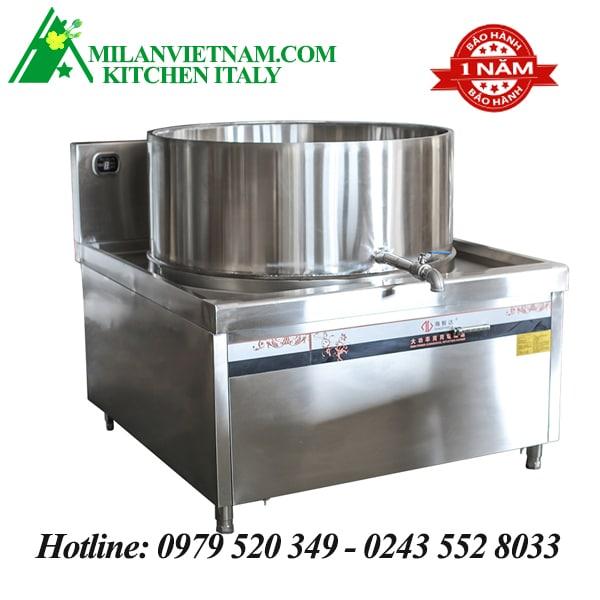 Bếp từ công nghiệp lớn15KW HZD-15KW-800LLC