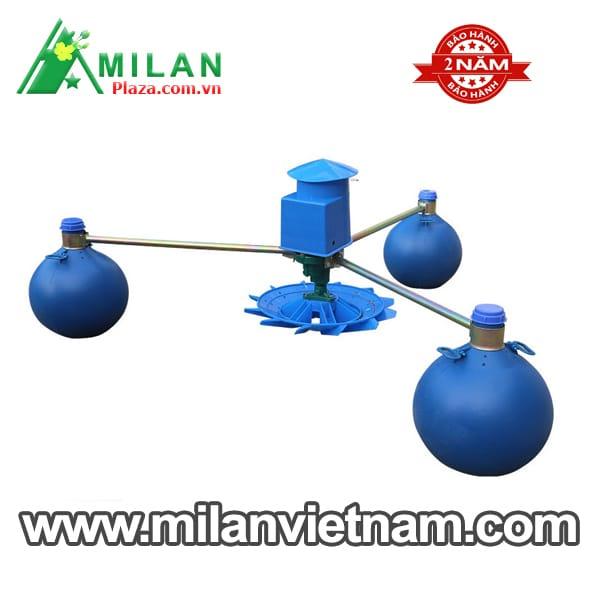 Máy bơm tạo khí oxy nuôi thủy sản BTKO-2-750-220