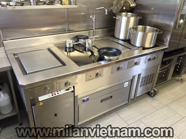 Báo giá bếp từ công nghiệp – Bếp từ được ưa chuộng nhiều nhất