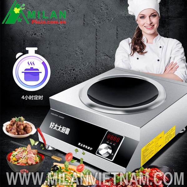Bếp từ công nghiệp giá bao nhiêu?