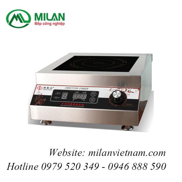 Bếp từ công nghiệp phẳng có hẹn giờ 3.5KW HZD-3.5KW-PXS