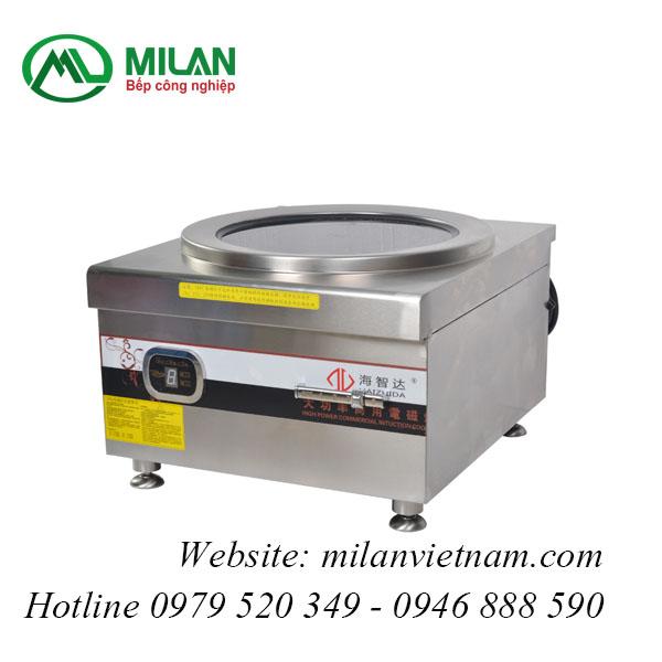 Bếp từ công nghiệp lớn 15KW HZD-15KW-PDKC