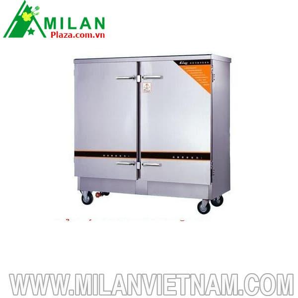 tủ nấu cơm công nghiệp milan