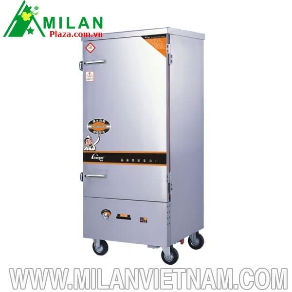 tủ nấu cơm công nghiệp bằng điện milan