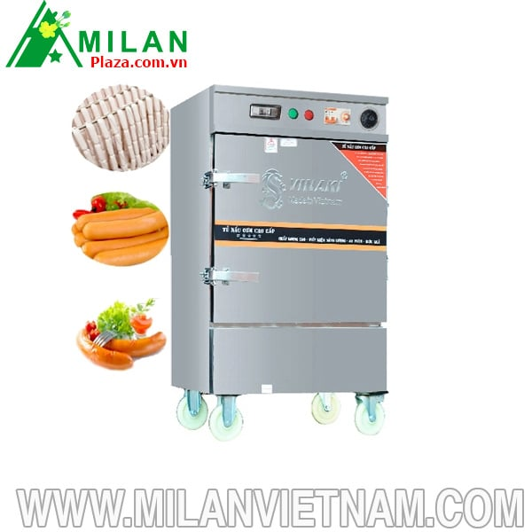 Phân loại các loại tủ nấu cơm công nghiệp thông dụng nhất