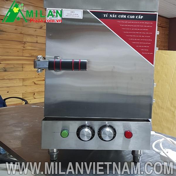 Tìm hiểu các dòng tủ nấu cơm công nghiệp Vinaki