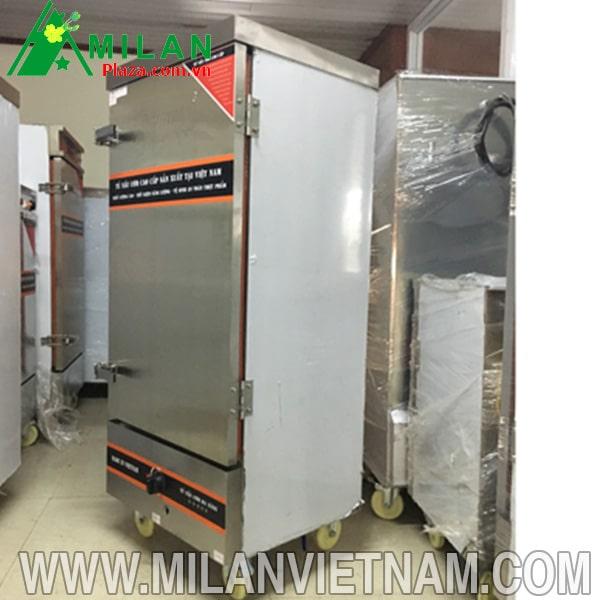 Giới thiệu tủ nấu cơm công nghiệp nhập khẩu Milan