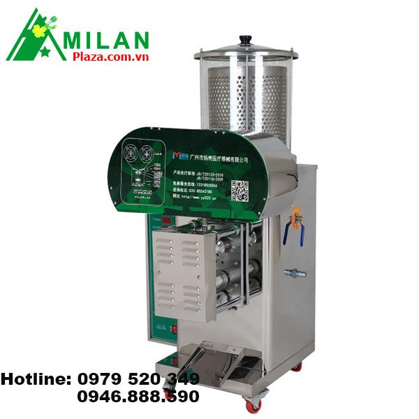 Máy đóng gói thuốc đông  Y túi nước YJC-20/1+1 (20 Lít/lần)