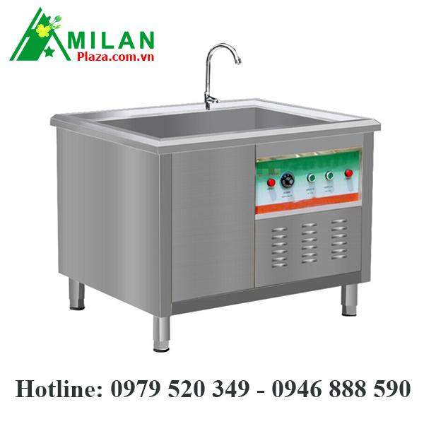 Máy rửa bát siêu âm công nghiệp 100X80X80CM