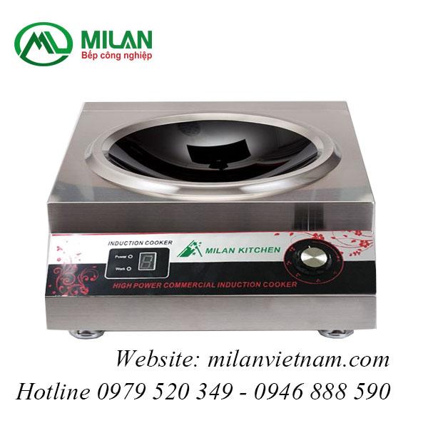 Bếp từ công nghiệp mặt lõm 3.5KW ML-3.5KW-AX