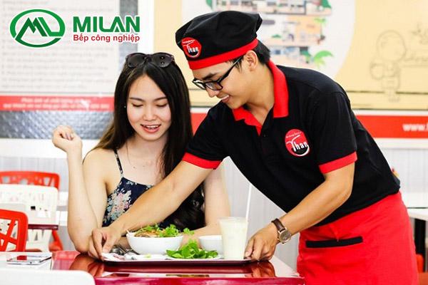 phục vụ tốt tăng doanh số bán hàng