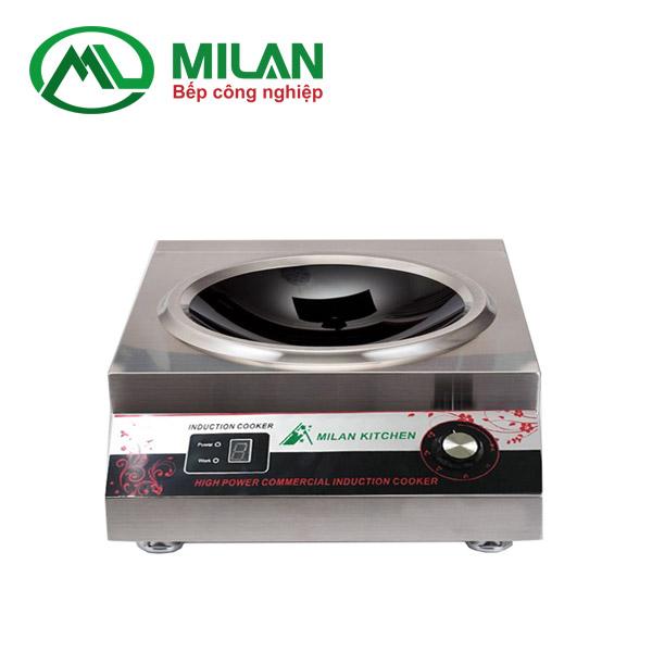Bếp từ công nghiệp Milan 3.5KW