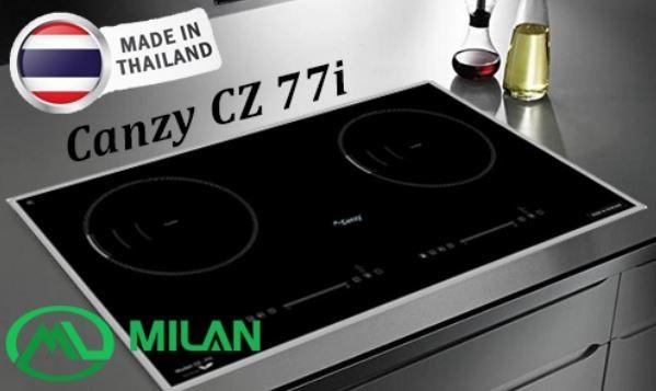 Bếp từ Canzy cz 77i sang trọng tiện nghi - Milan