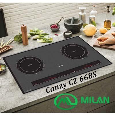 Bếp từ Canzy CZ 668S sang trọng tiện nghi