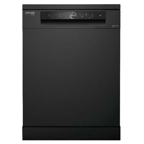 Máy rửa bát Spelier SP 15 DW-Black